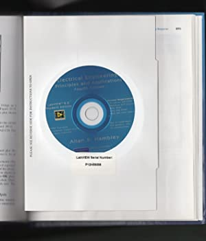 Electrical Engineering : Principles and Applications. With sealed LabVIEW CD: Hambley, Allan R.