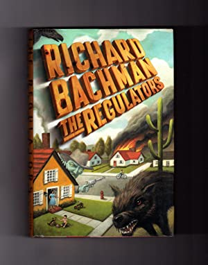 The Regulators: Bachman, Richard [Stephen