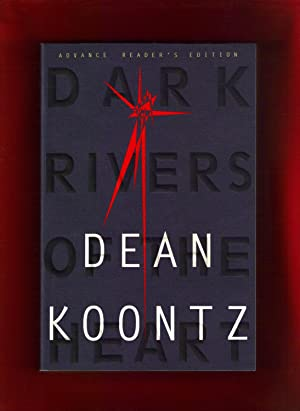 Dark Rivers of the Heart / Advance Reader's Edition / signed
