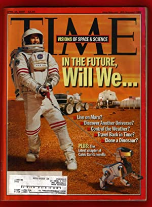 Time Magazine / April 10 2000 /