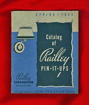 Railley Pin-It-Ups for Spring 1944 / Zoe: Zoe Mozert (artist)