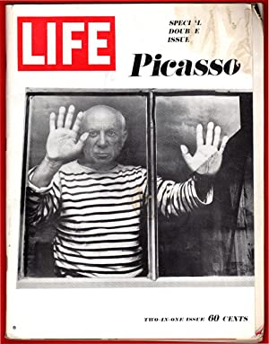 Life Magazine, December 27, 1968: Picasso Cover, Special Double Issue: George P. Hunt, Managing ...