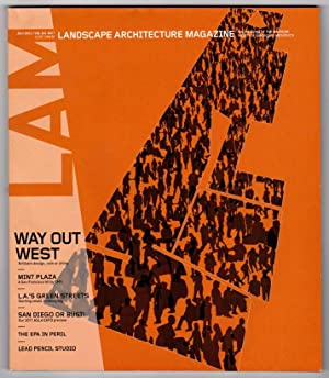Landscape Architecture Magazine / Vol.101, No.7 /July, 2011. Working Gardens in Schools; Flash Ca...