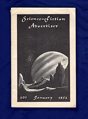 Science-Fiction Advertiser / January, 1952 / First: Roy Squires (ed.);