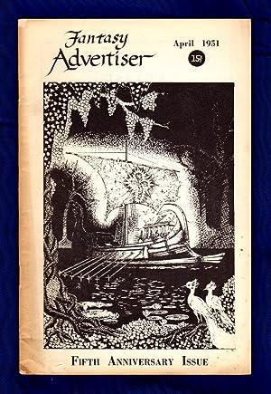 Fantasy Advertiser / April, 1951 / Fifth: Roy Squires (editor);