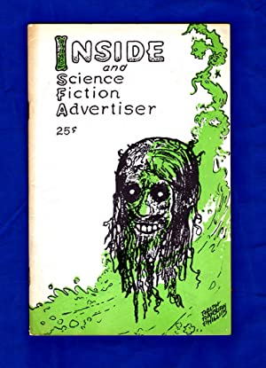 Inside And Science Fiction Advertiser / July,: Ronald L. Smith