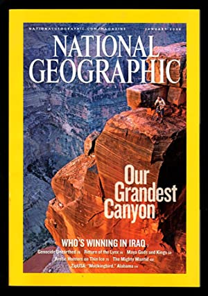 The National Geographic Magazine / January, 2006.: National Geographic Society
