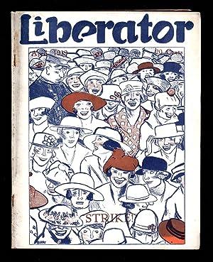 The Liberator Magazine / April, 1919 /: Max Eastman, Crystal