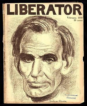 The Liberator Magazine / February, 1919 /: Max Eastman, Crystal