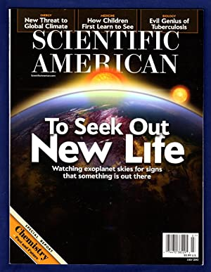 "Scientific American / July, 2013. ""To Seek: Mariette DiChristina (Editor-In-Chief)"