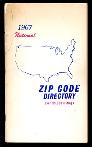 1967 National Zip Code Directory: uncredited