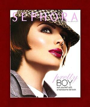 Sephora Catalog / Fall Beauty 2004. Beauty: Sephora Staff
