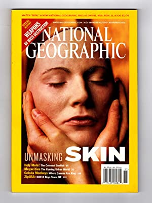 The National Geographic Magazine / November, 2002.: National Geographic Society