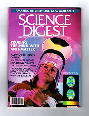 Science Digest / April, 1982. Monkey Snatchers;: DeGarmo, Scott (editor);