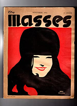 The Masses / November, 1916. Carl Van: Eastman, Max (Editor);