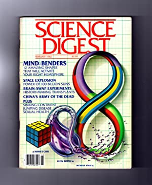 Science Digest / February, 1982. Computer Animation;: DeGarmo, Scott (editor);