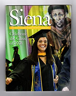 Siena (College) News / Summer 2008. Class: James Eaton and