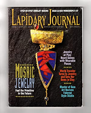 Lapidary Journal - May, 1995. Board Game: Merle White (Editor-in-Chief)