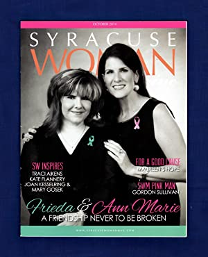 Syracuse Woman, October, 2014. Frieda Weeks, Ann: Alyssa LaFaro (Editor)