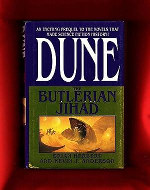 Dune: The Butlerian Jihad: Herbert, Brian and Anderson, Kevin J.