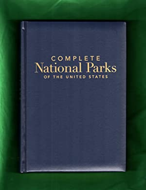 Complete National Parks of the United States / Deluxe Edition / Featuring 400+ Parks, Monuments, ...