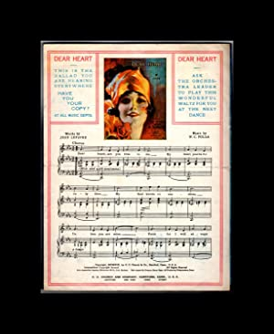 My Castles in the Air Are Tumbling Down - vintage 1919 sheet music: Arthur J. Lamb; W.C. Polla