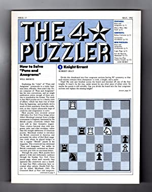 The Four-Star Puzzler - May, 1982: Issue: Emily Cox &