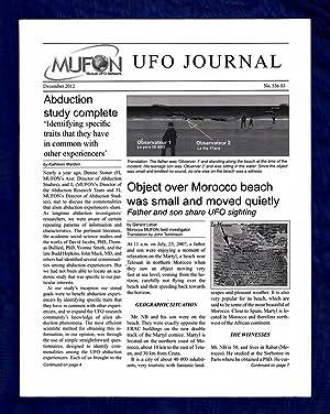 MUFON UFO Journal / December, 2012. Abduction: Marsh, Roger (editor);