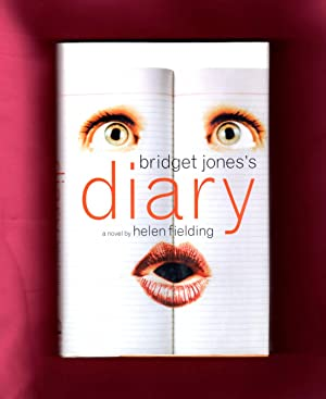 Bridget Jones's Diary. Signed by Author