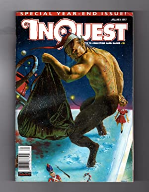 Inquest Magazine, January, 1997. Issue 21. Fred: Pat McCallum (Editor-in-Chief)