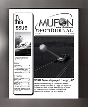 MUFON UFO Journal / January, 2012. Leupp,: Marsh, Roger (editor).