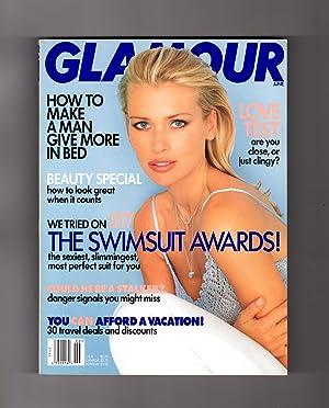 Glamour Magazine - June, 1997. Daniela Pestova Cover. Milla Jovovich; Love Test; Beauty Special; ...