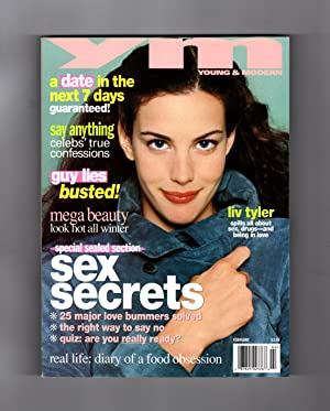 YM - Young & Modern Magazine -: Christina Ferrari (Editor-in-Chief)