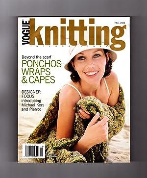 Vogue Knitting International Magazine - Fall, 2004: Trisha Malcolm (Editor)