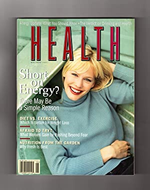 Health Magazine - May - June, 1997. Laila Ifwer Cover. Thyroid-Induced Ailments; Homegrown Harves...