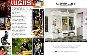 Syracuse Woman Magazine - August, 2015. Michelle Darin, Tara DeSalvo, Geraldine Lantier, Laura ...