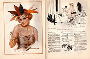Judge Magazine - November 24, 1923 / The World's Wittiest Weekly. Enoch Bolles Cover; ...