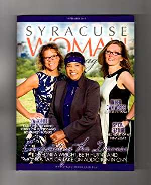 Syracuse Woman Magazine - September, 2015. Katherine: LaFaro, Alyssa (Editor)