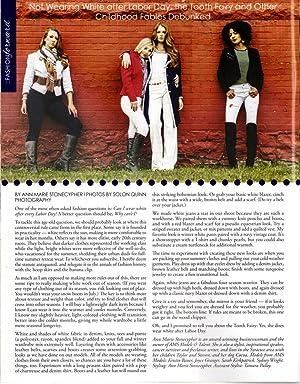 Syracuse Woman Magazine - September, 2015. Katherine Frontino, Rebbecca Oppedisano, Bobbi Hess ...