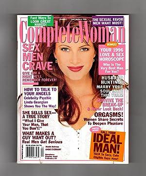 Complete Woman Magazine - February - March,: Bonnie L. Krueger
