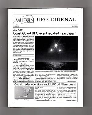 MUFON UFO Journal / April, 2014. Coast: Marsh, Roger (editor);
