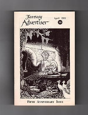 Fantasy Advertiser / April, 1951 / 5th: Roy Squires (editor);