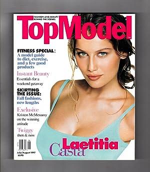 Top Model Magazine - July - August,: Caroline Van de