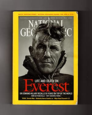 National Geographic Magazine - May, 2003. Sir: William L. Allen