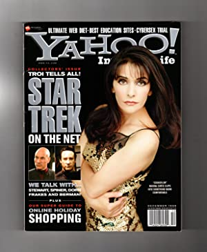 Yahoo! Internet Life Magazine - December, 1998.: Barry Golson (Editor