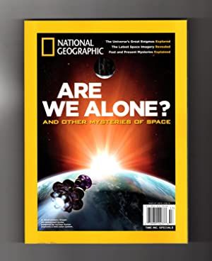 National Geographic: Are We Alone ? And Other Mysteries of Space (2015 Edition). Universe's ...