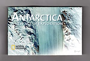 National Geographic Map & Supplement, 'Antarctica - A New Age of Exploration'. From the February,...