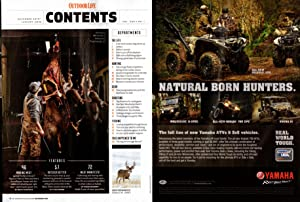 Outdoor Life - The Meat Issue / December, 2015 - January, 2016. 'Hunt, Butcher, and Feast...