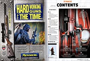 Outdoor Life - Future of Hunting Issue / February - March, 2016. Conservation Road Map; Good ...