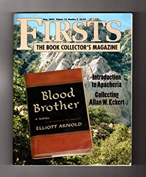 Firsts - The Book Collectors Magazine. May,: Kathryn Smiley (Editor)